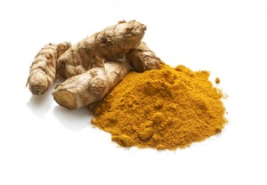 Curcumin from turmeric root